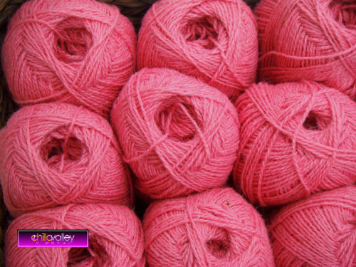 Tickled Pink Chilla Valley Alpaca Colours