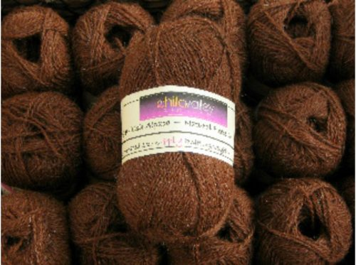 Cocoa - Chilla Valley 100% Alpaca 4ply