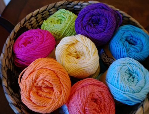 About DK Knitting Yarns – How DK is often 'just right'!